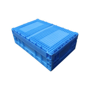 collapsible plastic storage bins