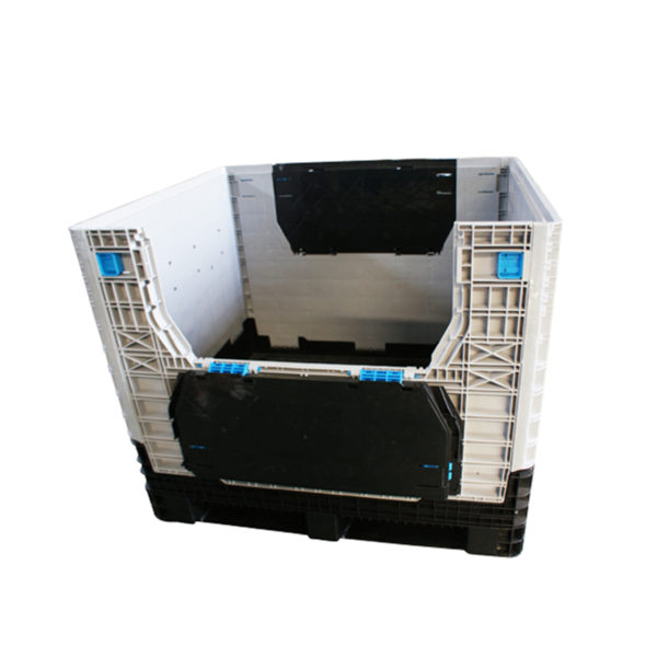 collapsible shipping containers