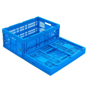 collapsible storage baskets