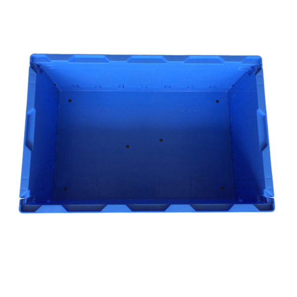 folding crates plastic