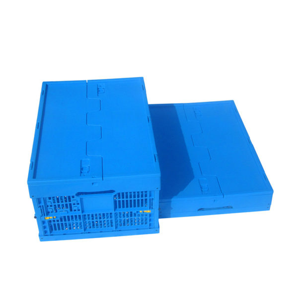 folding plastic containers