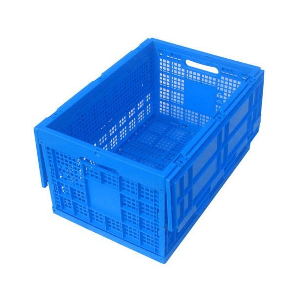 folding storage boxes plastic