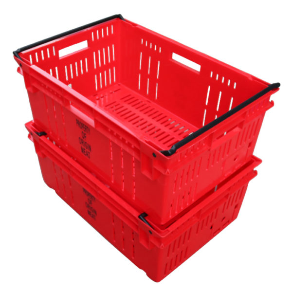 fruit and vegetable crates for sale