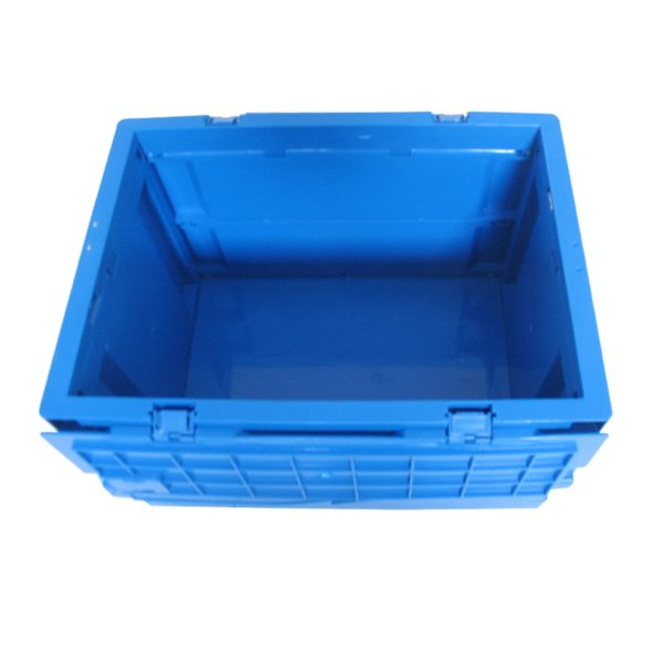 heavy duty collapsible plastic crates