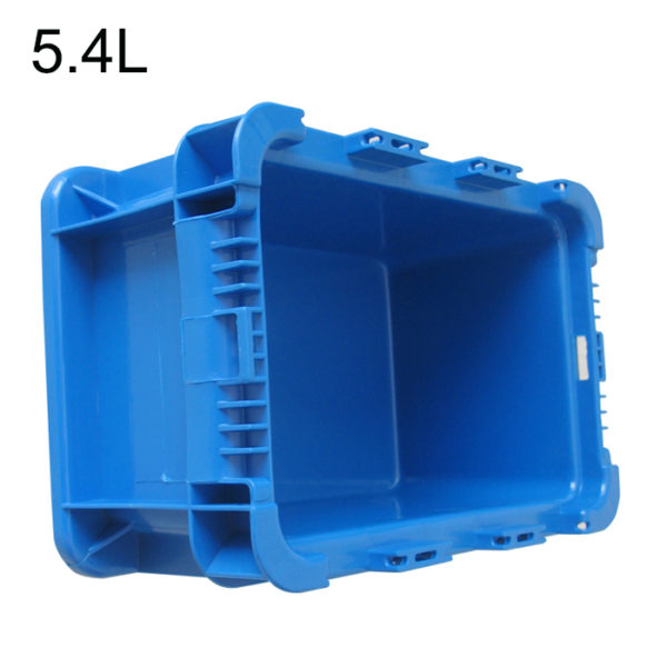 industrial plastic storage boxes with lids