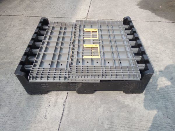 pallet storage containers
