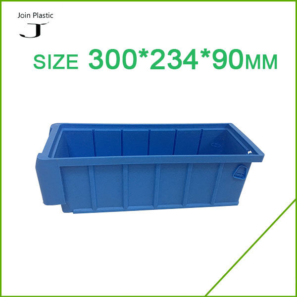plastic drawer bins