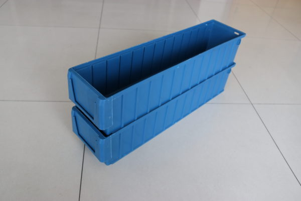 plastic drawer storage