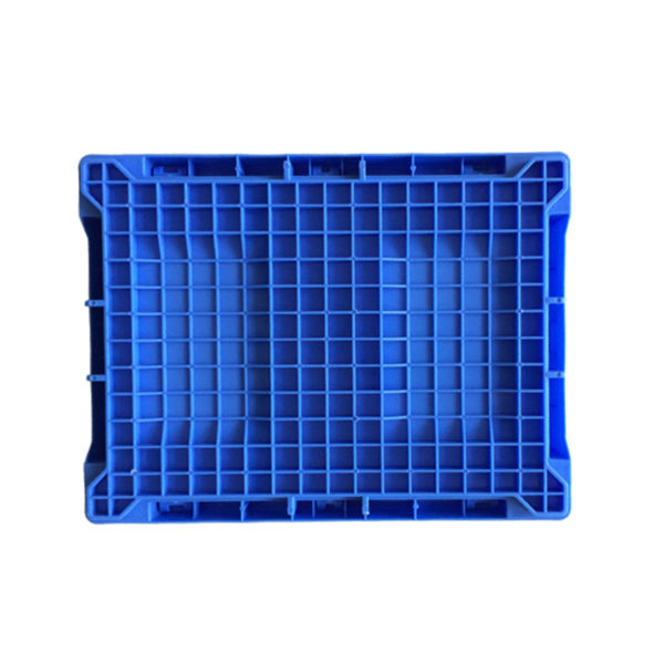 plastic folding crate