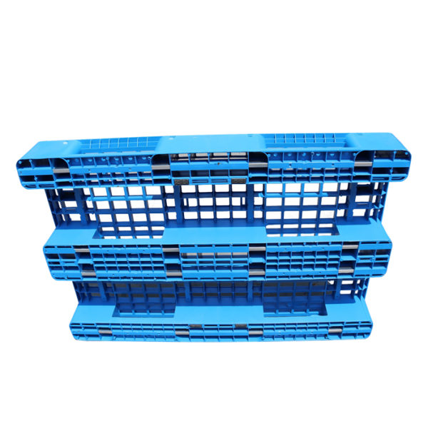 plastic pallet and container