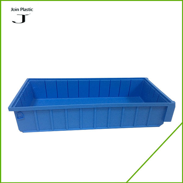 plastic parts bins stackable