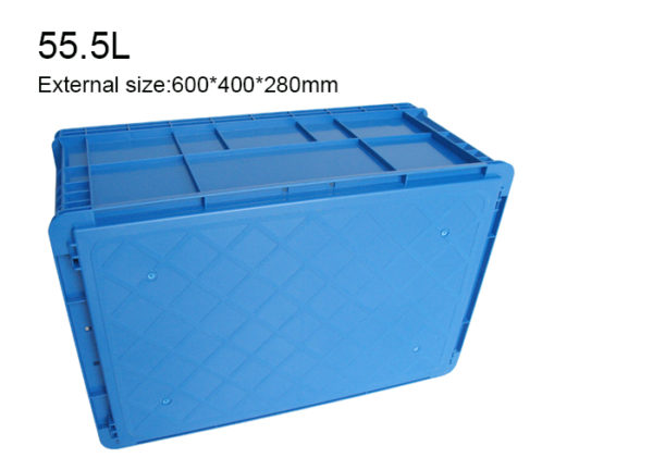 plastic stackable bins
