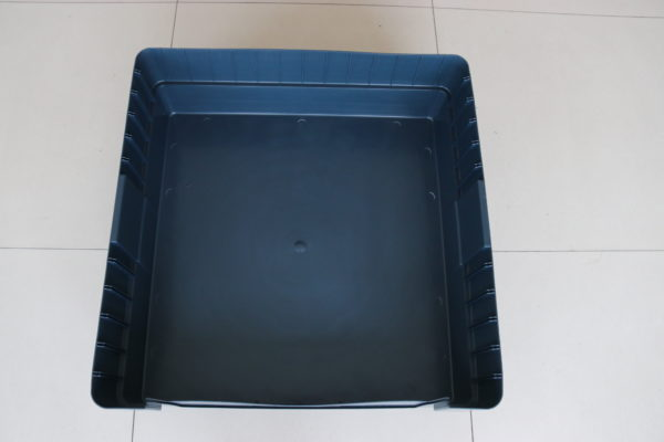 plastic storage bins drawers