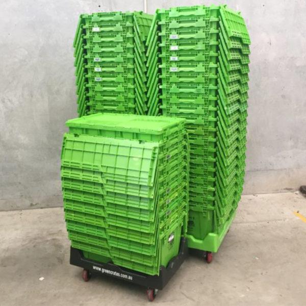 plastic storage container sizes