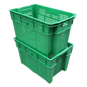 plastic vegetable crates for sale