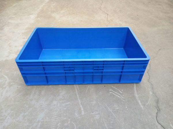 stackable plastic storage bins with lids