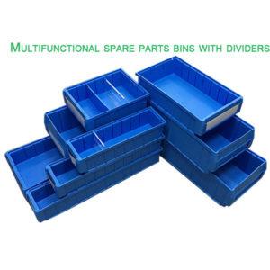storage bin shelving