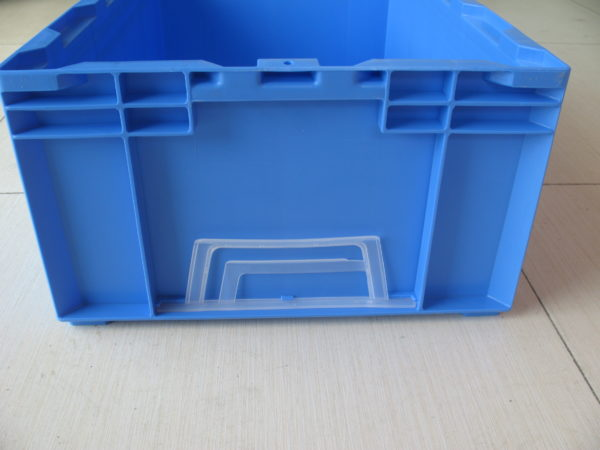 strong plastic boxes with lids