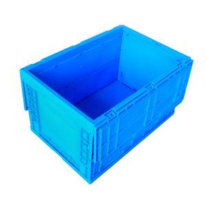 white collapsible storage box