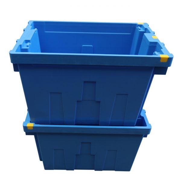 Heavy duty Stackable nestable Plastic Box